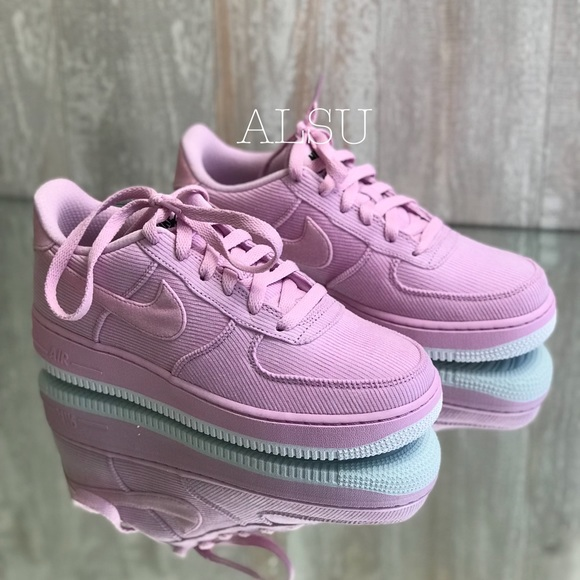 Tantos Hostal Español  Nike Shoes | Air Force 1 Lv8 Style Gs Lt Arctic Pink Kw | Poshmark